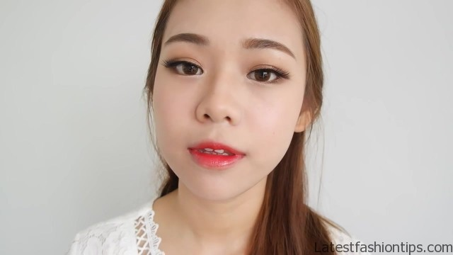 cute korean makeup tutorial eng sub molita lin 50