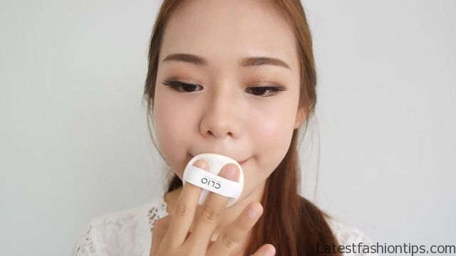 cute korean makeup tutorial eng sub molita lin 51