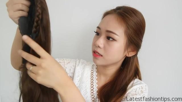 cute korean makeup tutorial eng sub molita lin 54