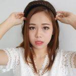 cute korean makeup tutorial eng sub molita lin 56