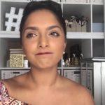 diy makeup organizer vanity with selfie camera for deepica mutyala bea organized 53