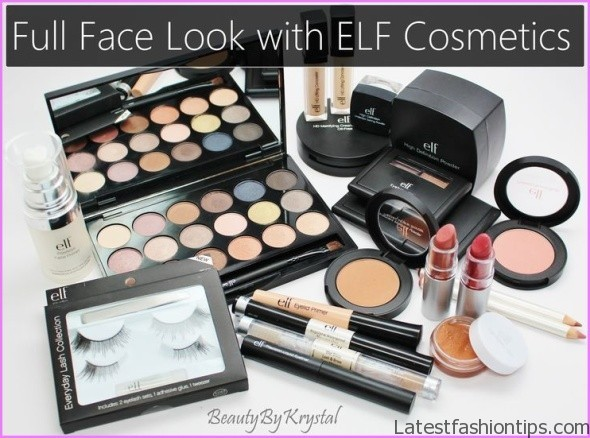 E.L.F Cosmetics Full Face Makeup Tutorial_12.jpg