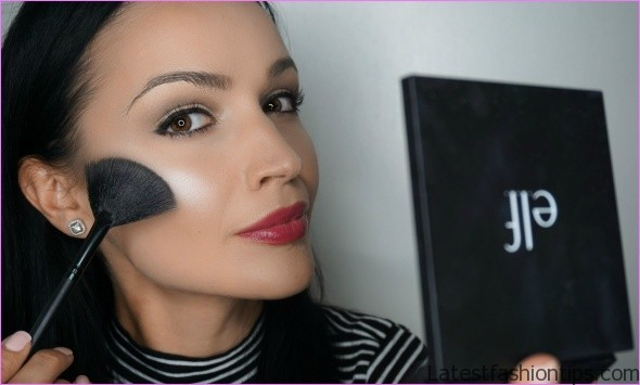 E.L.F Cosmetics Full Face Makeup Tutorial_14.jpg