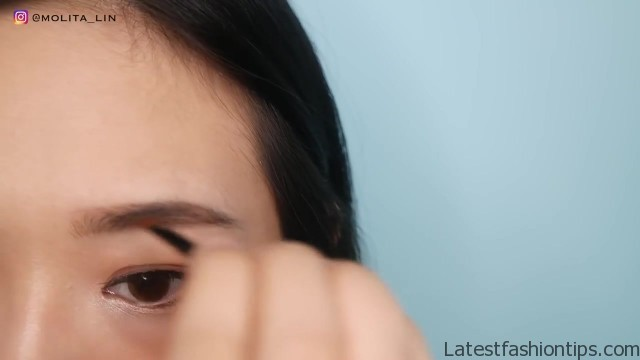 eyebrow tutorial for beginner cara gambar alis untuk pemula 3 eyebrow looks 18
