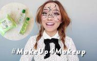 halloween makeup looks panda shattered doll 46