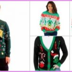 10 GREAT Ways To Style Up Christmas STOP Wearing Ugly Holiday Sweaters_10.jpg