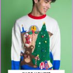 10 GREAT Ways To Style Up Christmas STOP Wearing Ugly Holiday Sweaters_4.jpg