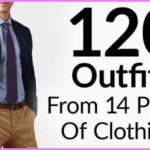 120 Outfits From 14 Pieces Of Clothing Power Of The Interchangeable Wardrobe Mens Clothing Tips_0.jpg