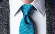 Four In Hand Tie Knot Tutorial How To Tie A Tie_0.jpg