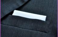 How To Fold a Pocket Square The Presidential Fold Folding A Pocketsquare Tutorial_0.jpg