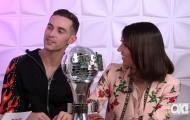 Adam Rippon & Jenna Johnson Talk Bowl Cuts, Drag Queen Splits & How They Won 'DWTS' 51