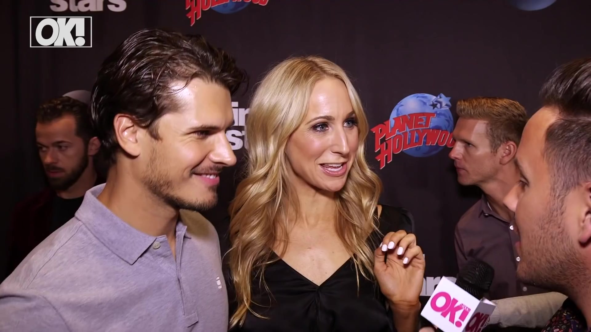 'DWTS' Cast Reveals Their Dancing Inspiration - And Who's Already On Track To Win! 02