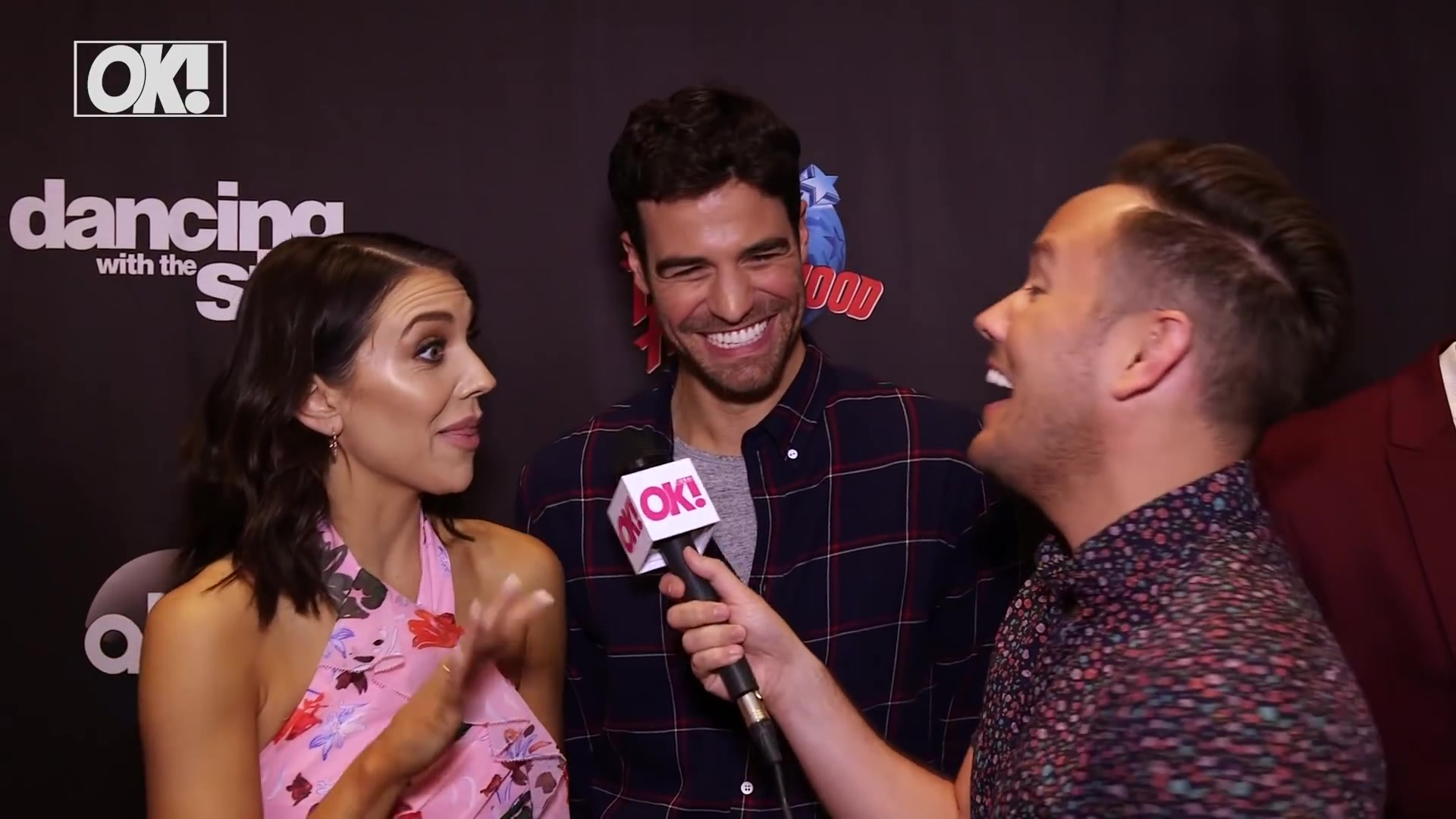 'DWTS' Cast Reveals Their Dancing Inspiration - And Who's Already On Track To Win! 25