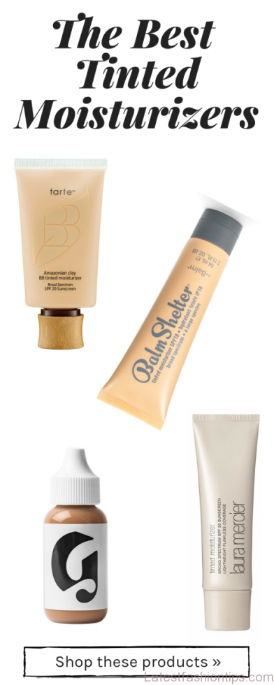 best tinted moisturizers
