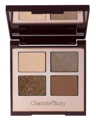 charlotte tilbury golden goddess eyeshadow palette