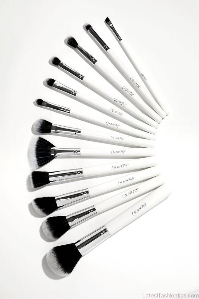 colourpop brushes