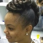 2. The Braided Mohawk