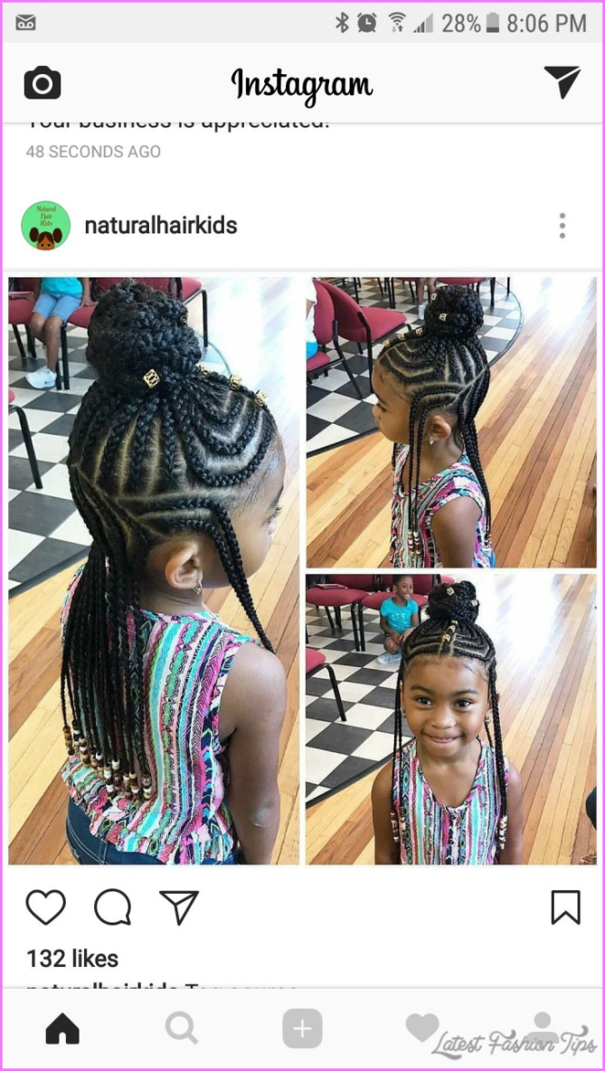 8 New Hairstyles For Little Girls 2019