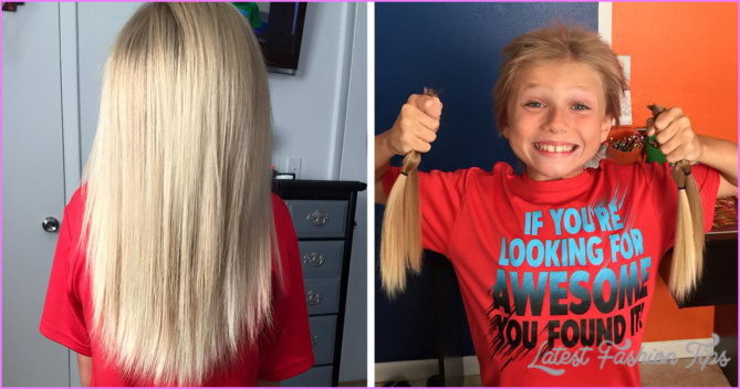 This 8-Year-Old Was Bullied For 2 Years While Growing His Hair Long ...
