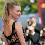 Amanda Seyfried Rocks Bejeweled Sheer Dress for 'First Reformed