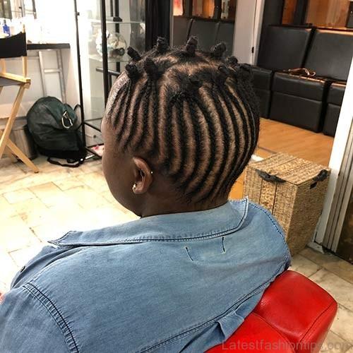 10 Top Bantu Knots Hairstyles