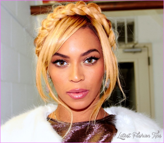 Top 10 Fantastic Experience Of This Year's Beyonce Updo Hairstyles