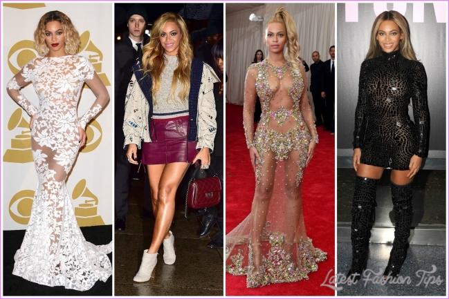 CFDA Fashion Icon Beyoncé's Best Style Moments