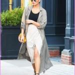 Fabulous bump style: Chrissy Teigen