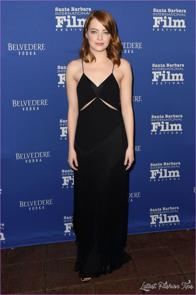 Emma Stone Style - Emma Stone Red Carpet Fashion Photos