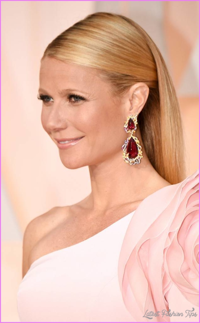 Gwyneth Paltrow from Best Beauty Looks at the 2018 Oscars