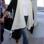 Jennifer Aniston's Airport Style