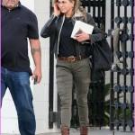 Jennifer Aniston Style Beverly Hills April 5, 2018