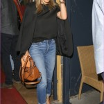 Jennifer Aniston's Stealth Styling Trick for Remixing Straight