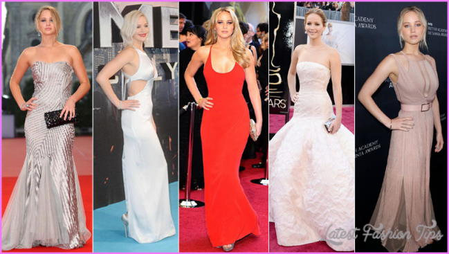Why Jennifer Lawrence has made it onto every best-dressed list
