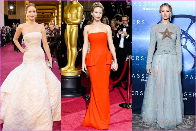Jennifer Lawrence's 27 Best Red-Carpet Moments