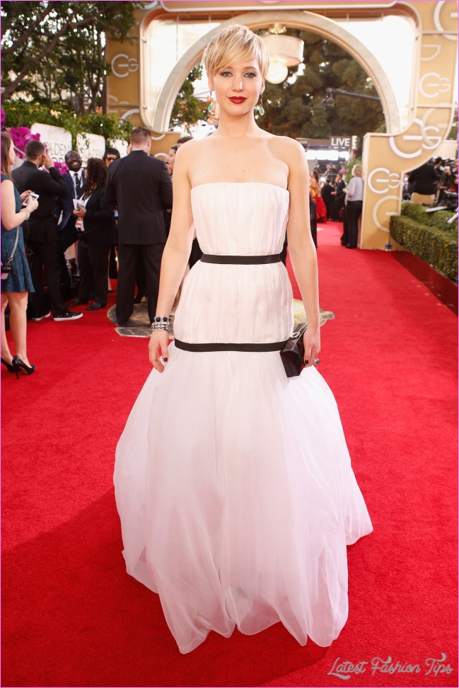 Jennifer Lawrence's Best Red Carpet Moments of All Time