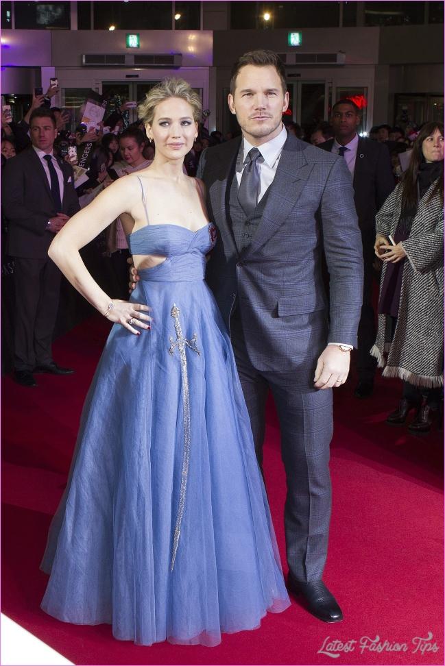 See Jennifer Lawrence's Best Red Carpet Dresses