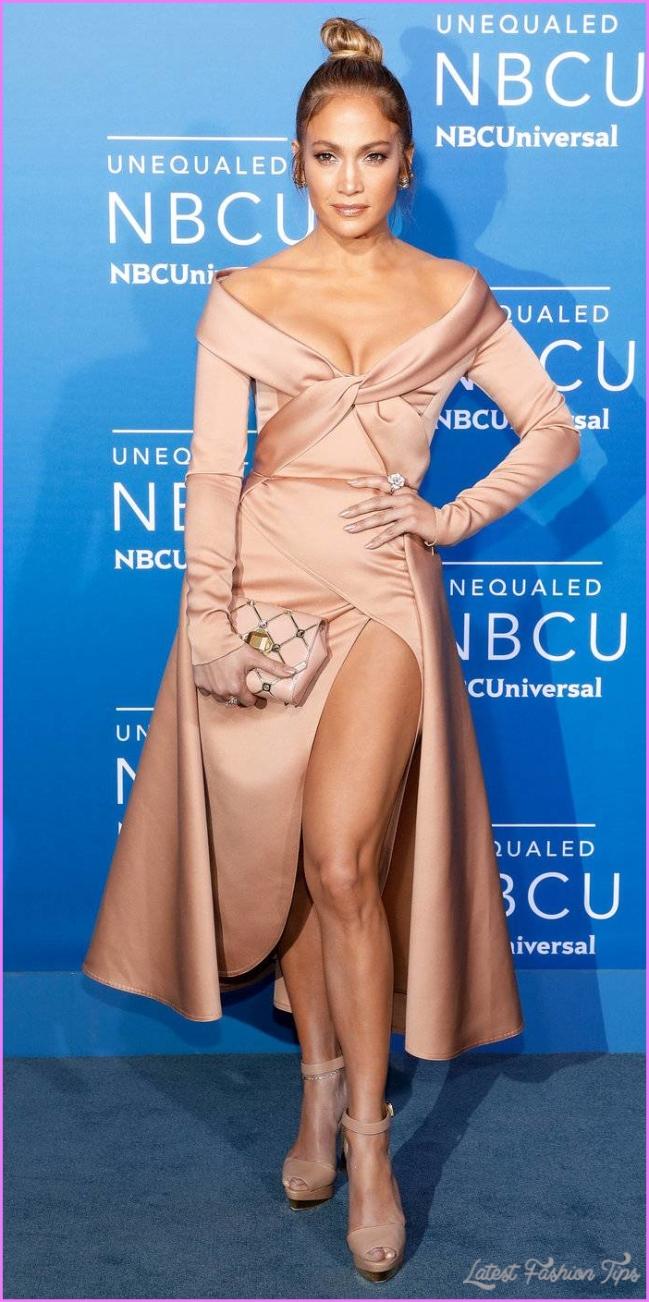 Jennifer Lopez's Best Red Carpet Looks