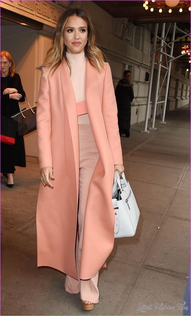 Jessica Alba Style best looks