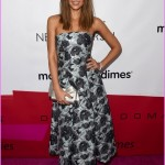 Jessica Alba, Her Glam Diamond Red Carpet Moment