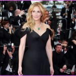 Julia Roberts walked the Cannes red carpet barefoot, and we aren't