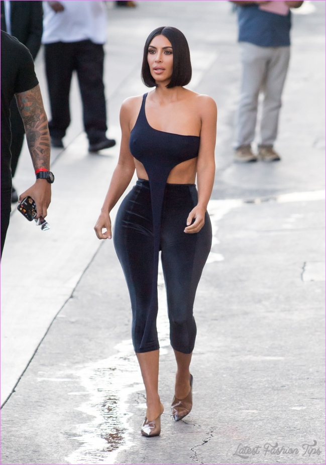 Kim Kardashian's most stylish outfits ever