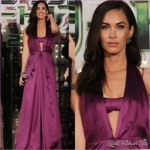 30 Stunningly Beautiful Megan Fox Red Carpet Appearances