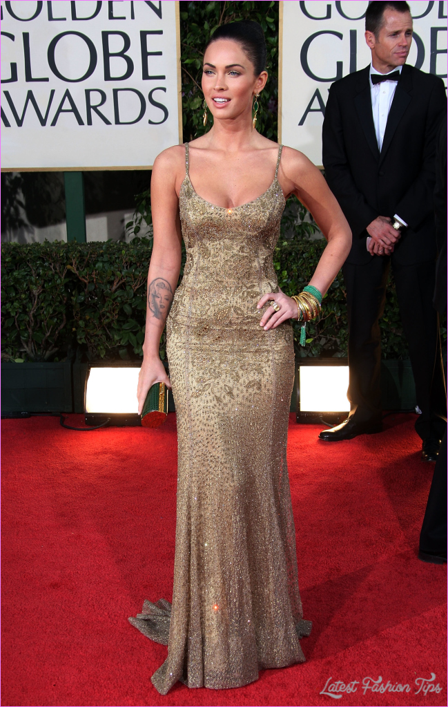 Ranking 15 Sexy Megan Fox Outfits On the Red Carpet