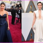 From Sofia Vergara to Olivia Wilde: Plunging necklines rule on Oscar
