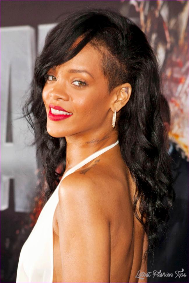 Transform Rihanna Long Hairstyles with Additional 50 Best Rihanna