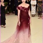 Met Gala 2018: Scarlett Johansson wears Marchesa on the red carpet