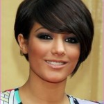 Short Haircuts For Round Fat Faces
