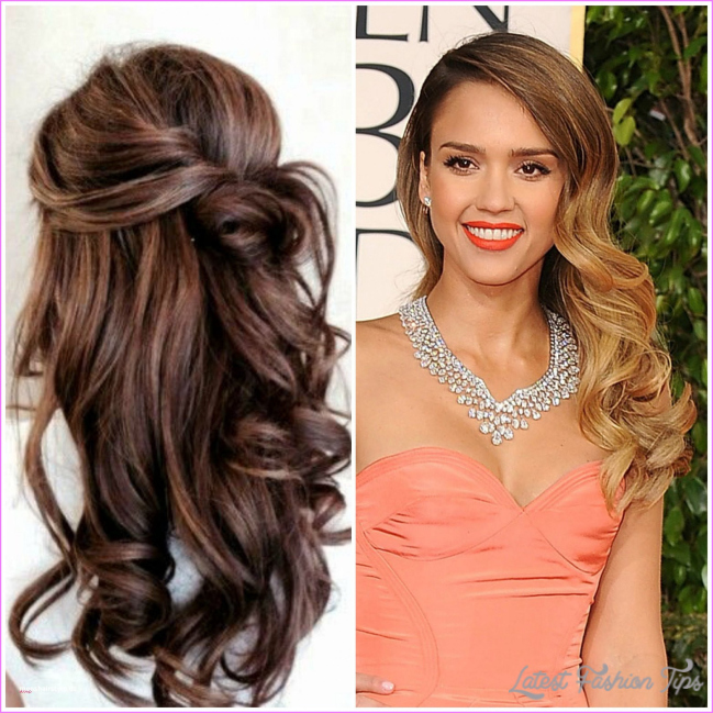 Unique Best Hairstyles for Long Hair and Round Face