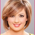 To Make Hairstyles For Fat Faces 5 Best Hairstyles Trend
